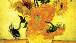 梵谷,〈向日葵〉