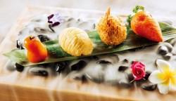 一碗小米粥驚豔歌后王菲!世界廚神的視覺系新饗宴