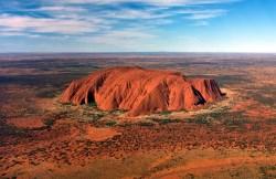 皇家澳洲2017金旅獎,艾爾斯岩旅遊正夯