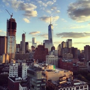 美猴王嬉遊曼哈頓.整座城市都是我的瑜珈教室