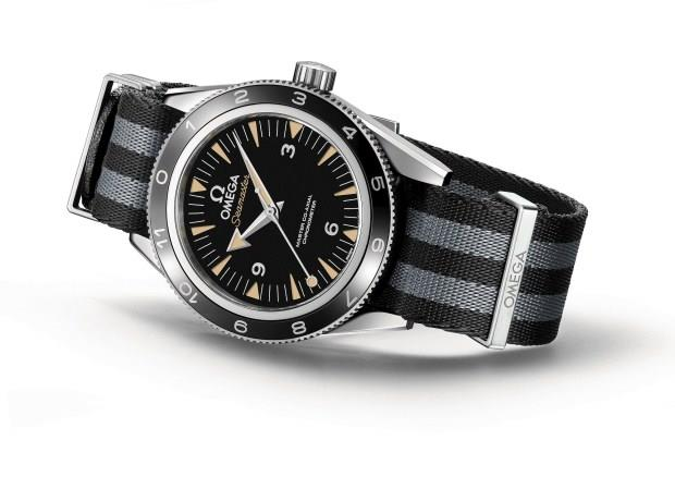 007的最愛 OMEGA紳士錶