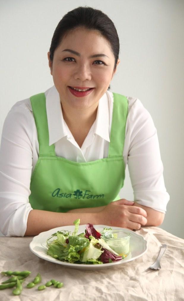 台灣綠金毛豆帶起「食尚」風 CHIN CHIN Lifestyle健康飲食