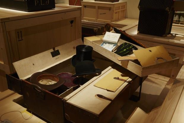 一只永恆經典行李箱 路易威登的時尚旅遊藝術