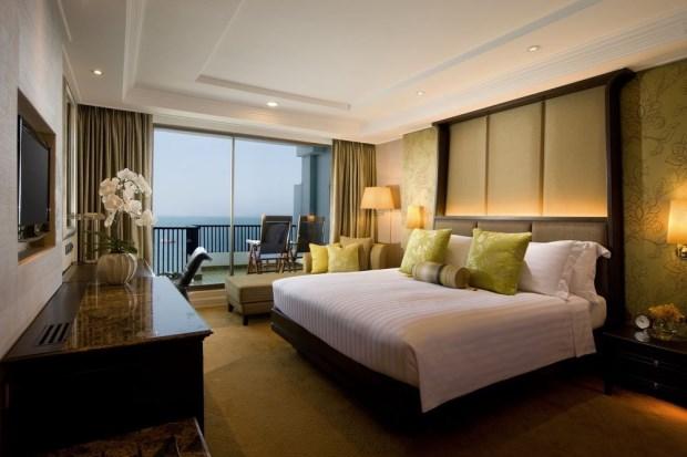 泰國潑水節大戰開打!五間下樓就能參戰的最佳飯店