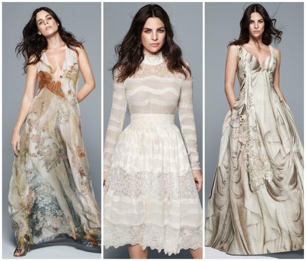 古典藝術中的快速時尚  H&M推出Conscious Exclusive新系列