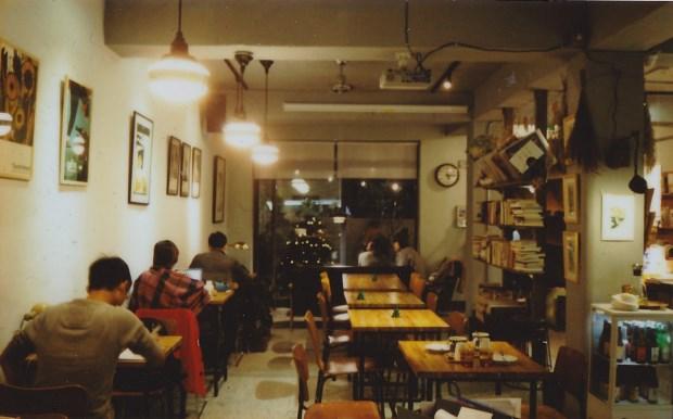 為自己創造生活的意義 生活在他方elsewhere café