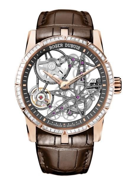 羅杰杜彼推出2016春季兩大系列腕錶