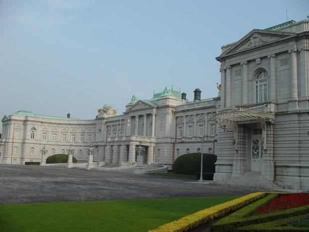 日本凡爾賽宮 赤坂離宮將開放參觀一年