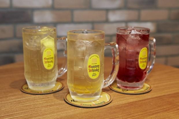 銀角酒場常駐台灣!揭開台灣限定版必喝飲品