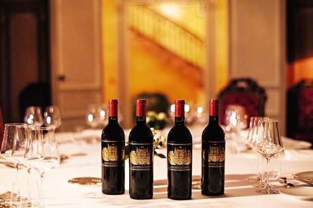 紅酒拍賣三大傳奇名莊之一 寶瑪酒莊