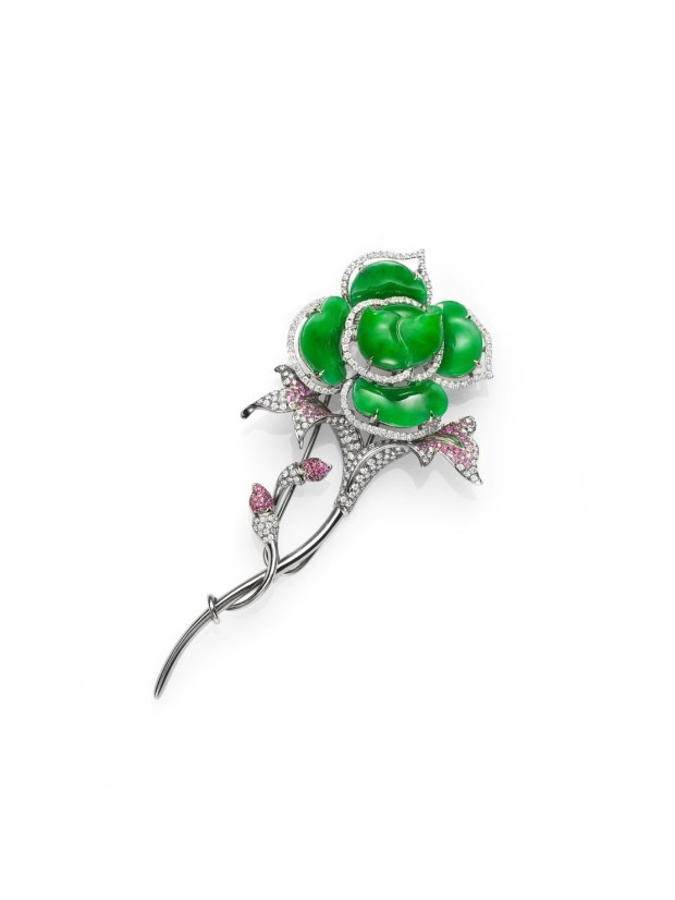 JADEGIA帶你看見心底深處 那朵永遠也不凋的玫瑰