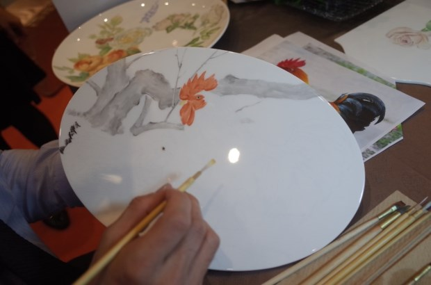 皇家瓷藝的頂級展演