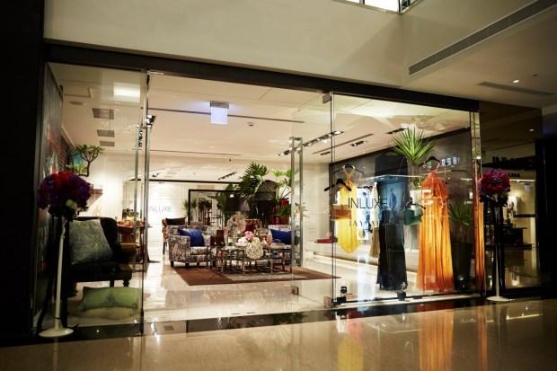 INLUXE CASA 跨界合作打造全新風格旗艦店