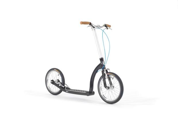 城市移動新選擇!零汙染滑板車Swifty Scooters登場