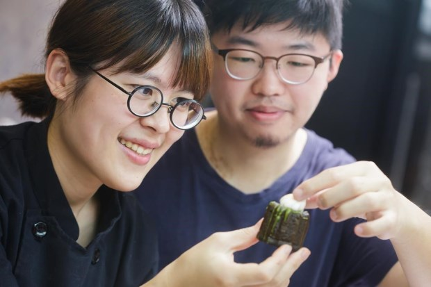 【菓實日】心理系畢業生的甜點療癒術