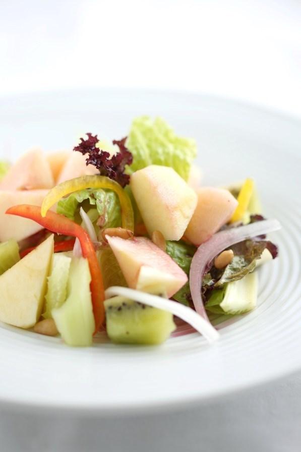清涼消暑在地好食材:蘋果、蓮子、三星蔥