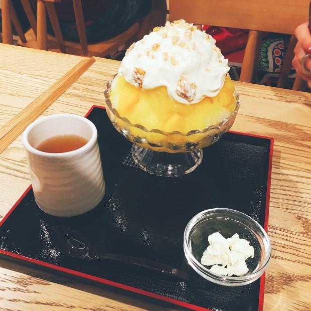 日本起司塔加入冰品大戰