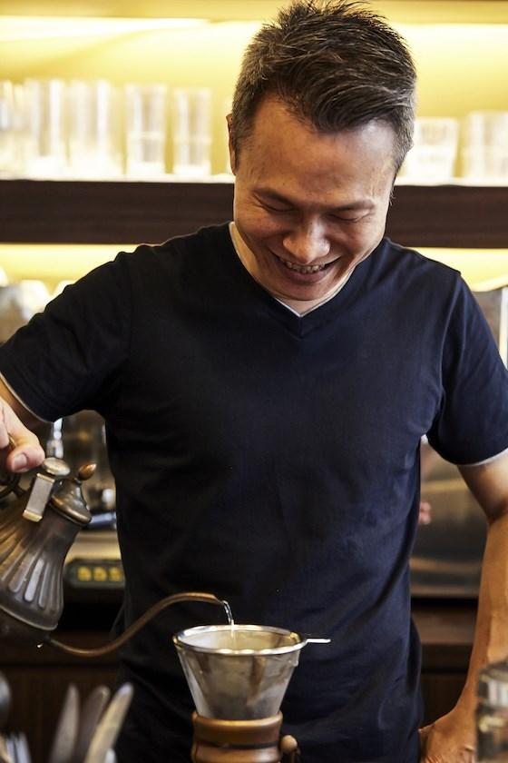 【公寓咖啡】高雄老宅咖啡先趨