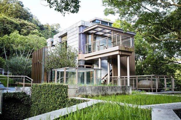 樹也ChooArt Villa 邀請入住一場真實生態饗宴