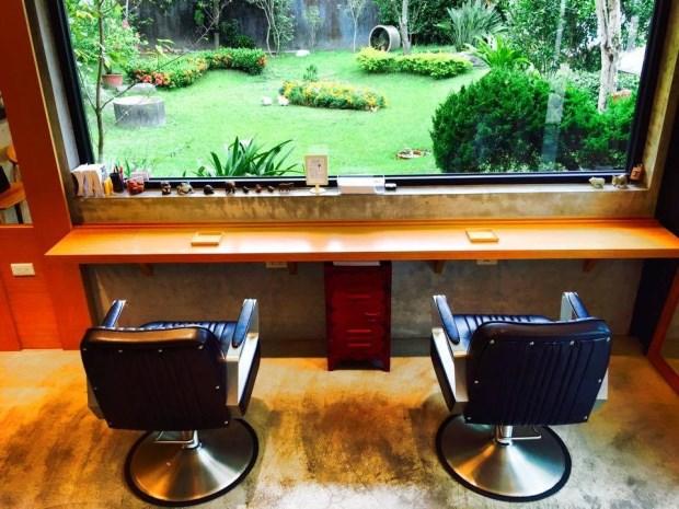 有別於供早餐  宜蘭風格旅店改供美髮造型