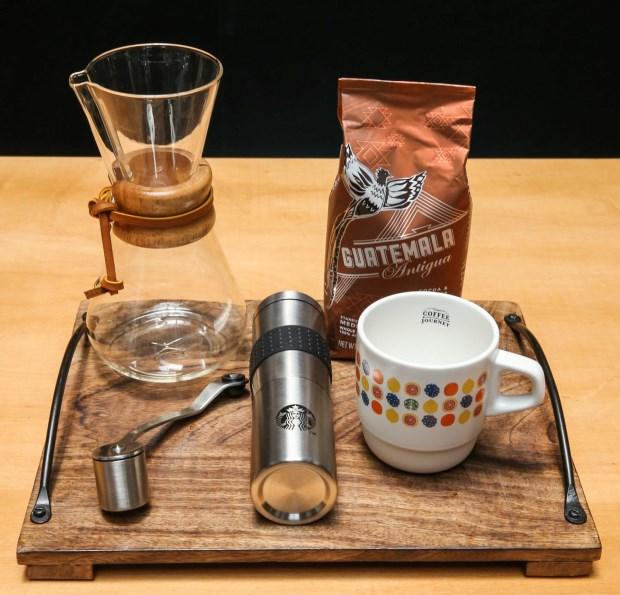 華山星巴克咖啡旅程概念店 體驗與限定商品一次滿足