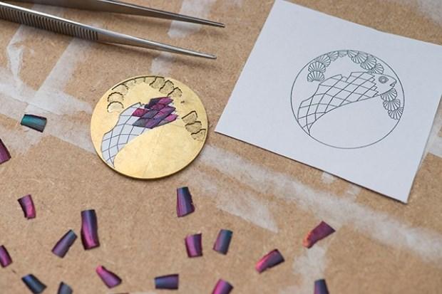 如何打造全球僅限一對的愛馬仕懷錶