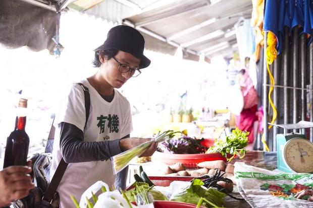 【島旬和食】吃進大地孕育新鮮滋味