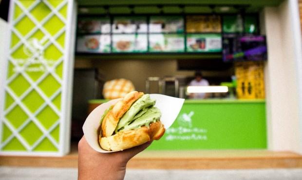 不必再飛日本!「世界第二好吃的菠蘿麵包冰淇淋」登台