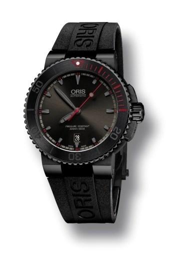 Oris全新潛水腕錶設計 源自海底火山的絕美熱力