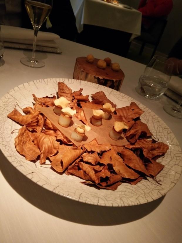 瑞典南方的米其林饗宴:Vollmers餐廳