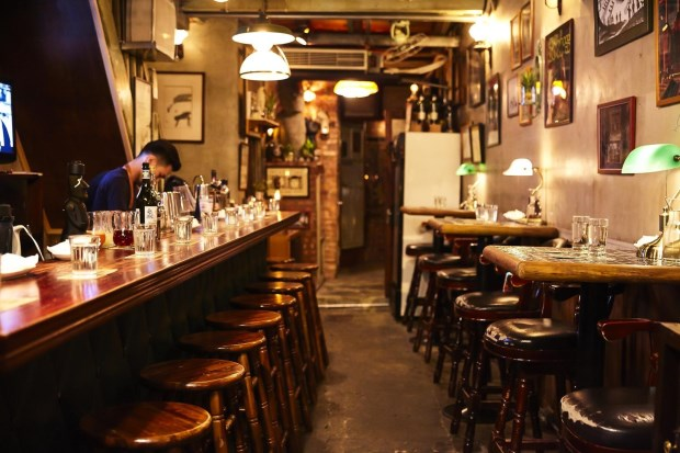 【TCRC Bar】躋身國際排行的台南老宅酒吧