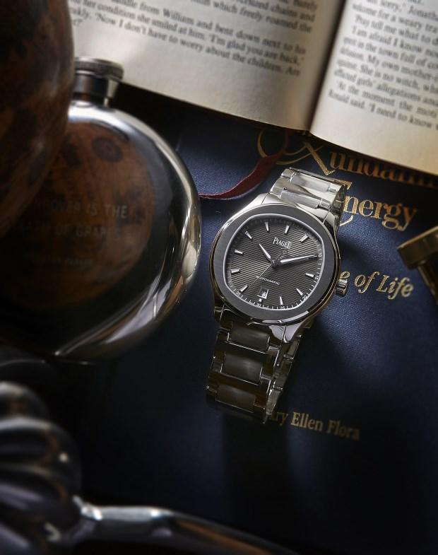年度風格熱話錶款 Piaget Polo S的型男宣言