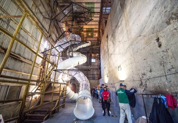 旋轉看台灣 六個特色巨型溜滑梯