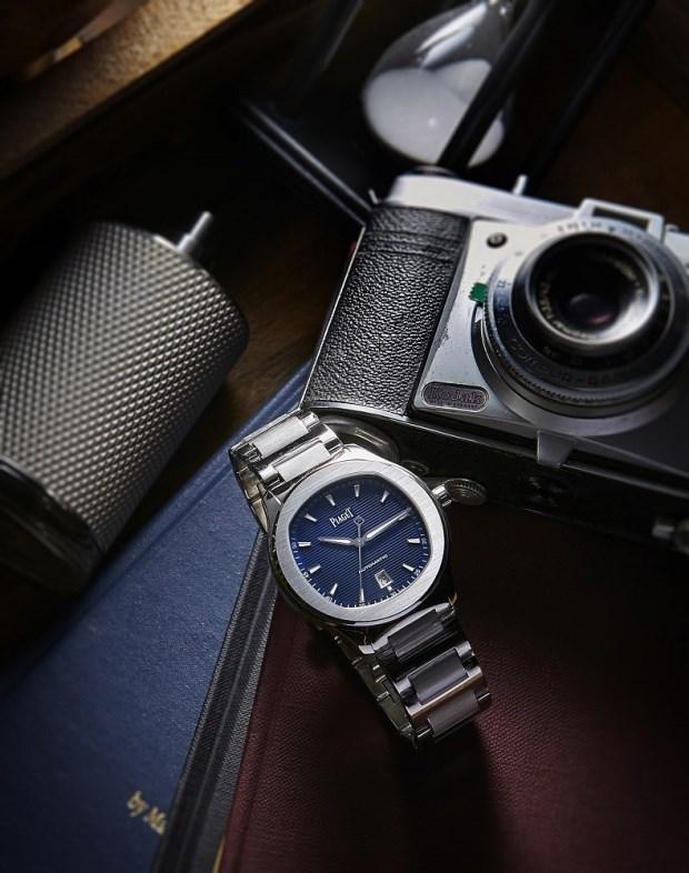 紳士腕錶新選擇-Piaget POLO S