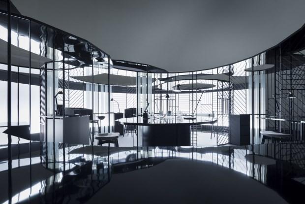 SLICE OF TIME NENDO工作室設計
