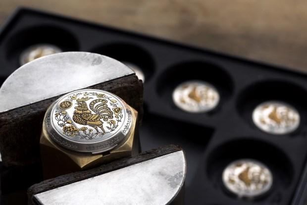當中國古星相學遇上沛納海義大利腕錶工藝