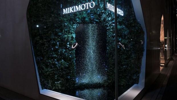 真珠之王MIKIMOTO將互動融入藝術