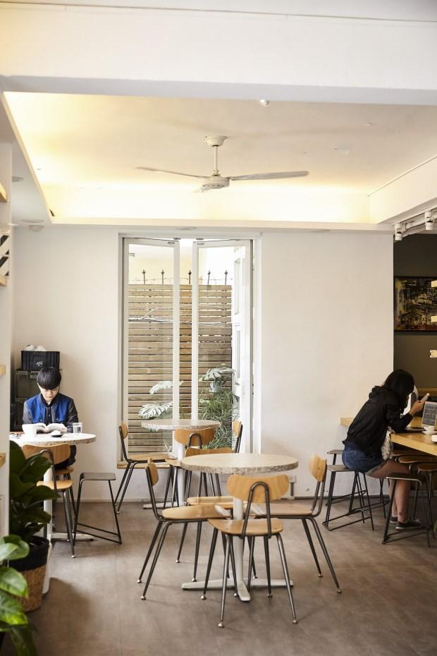 【Solidbean Coffee】硬豆下的分享柔軟學