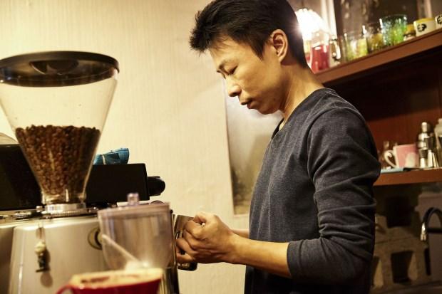 【沒有名字的咖啡館】 咖啡師們的私宅秘店