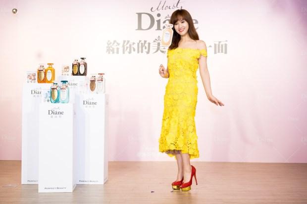 橫掃日本大賞 No.1 洗髮品牌 Moist Diane黛絲恩 Perfect Beauty 完美女人系列 在台上市