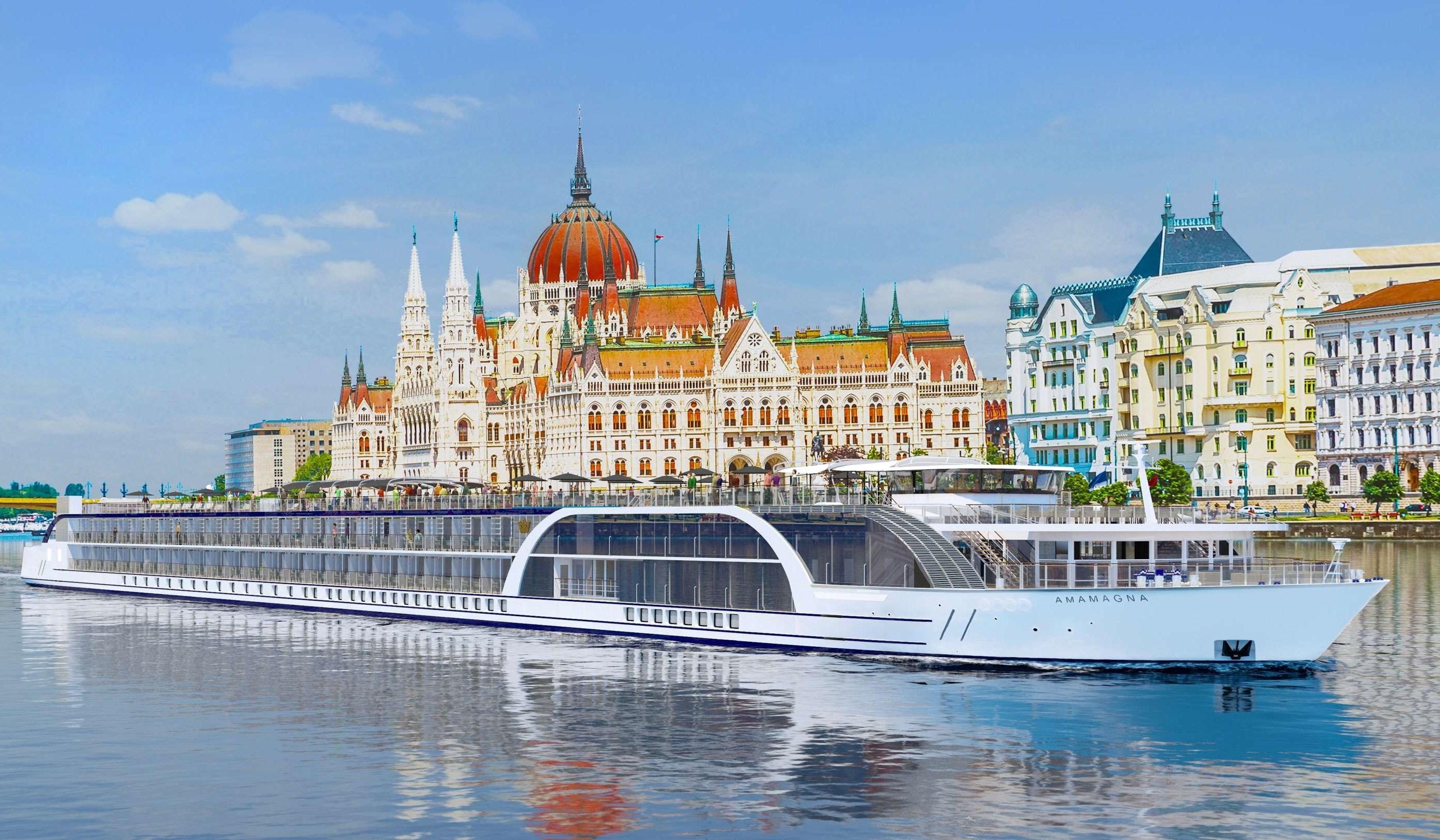 萊茵河河輪之旅