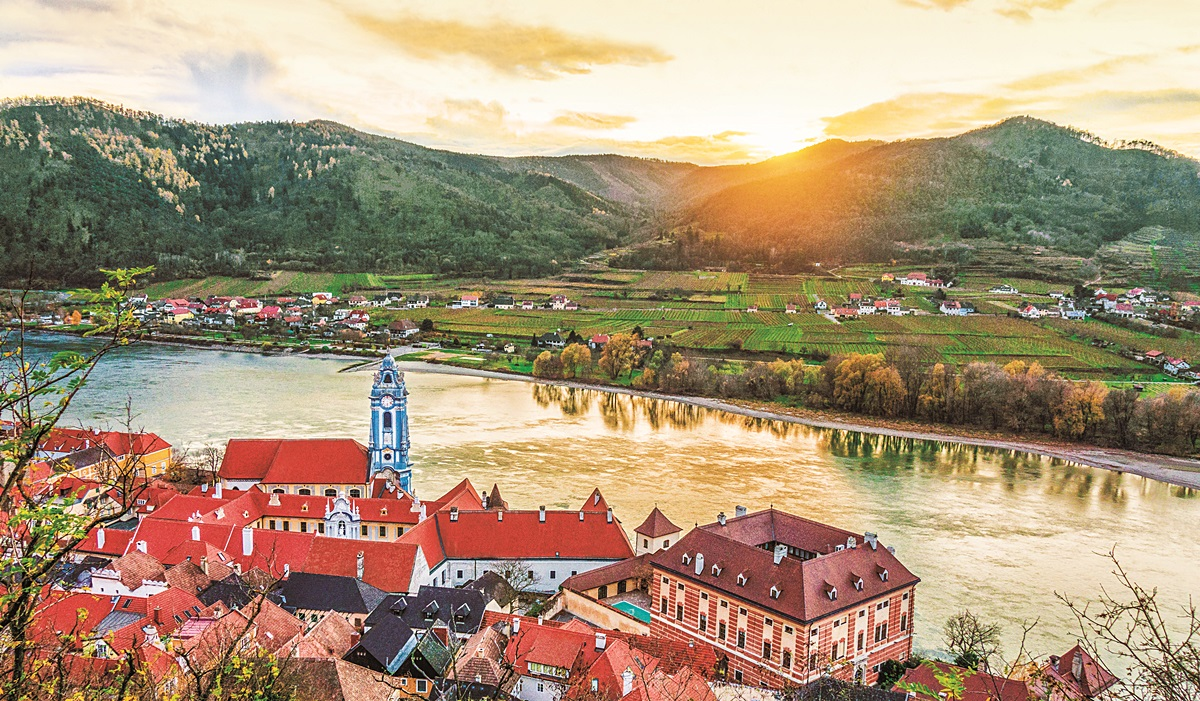 多瑙河河輪之旅