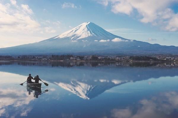 日本究極旅宿全覽富士山景
