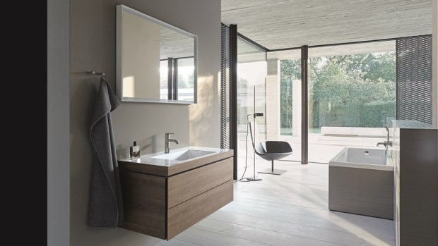 訂製個性化衛浴空間  體現Duravit和諧經典