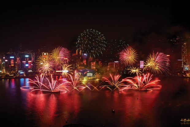 世界新年派對!全球跨年煙火登場