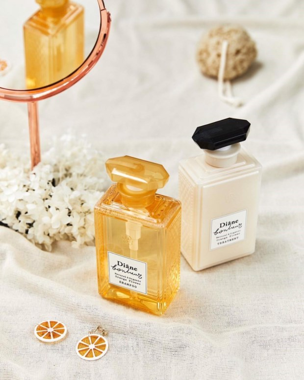 DIANE BONHEUR經典工藝香水『 ROSE DE MAI 』洗護系列