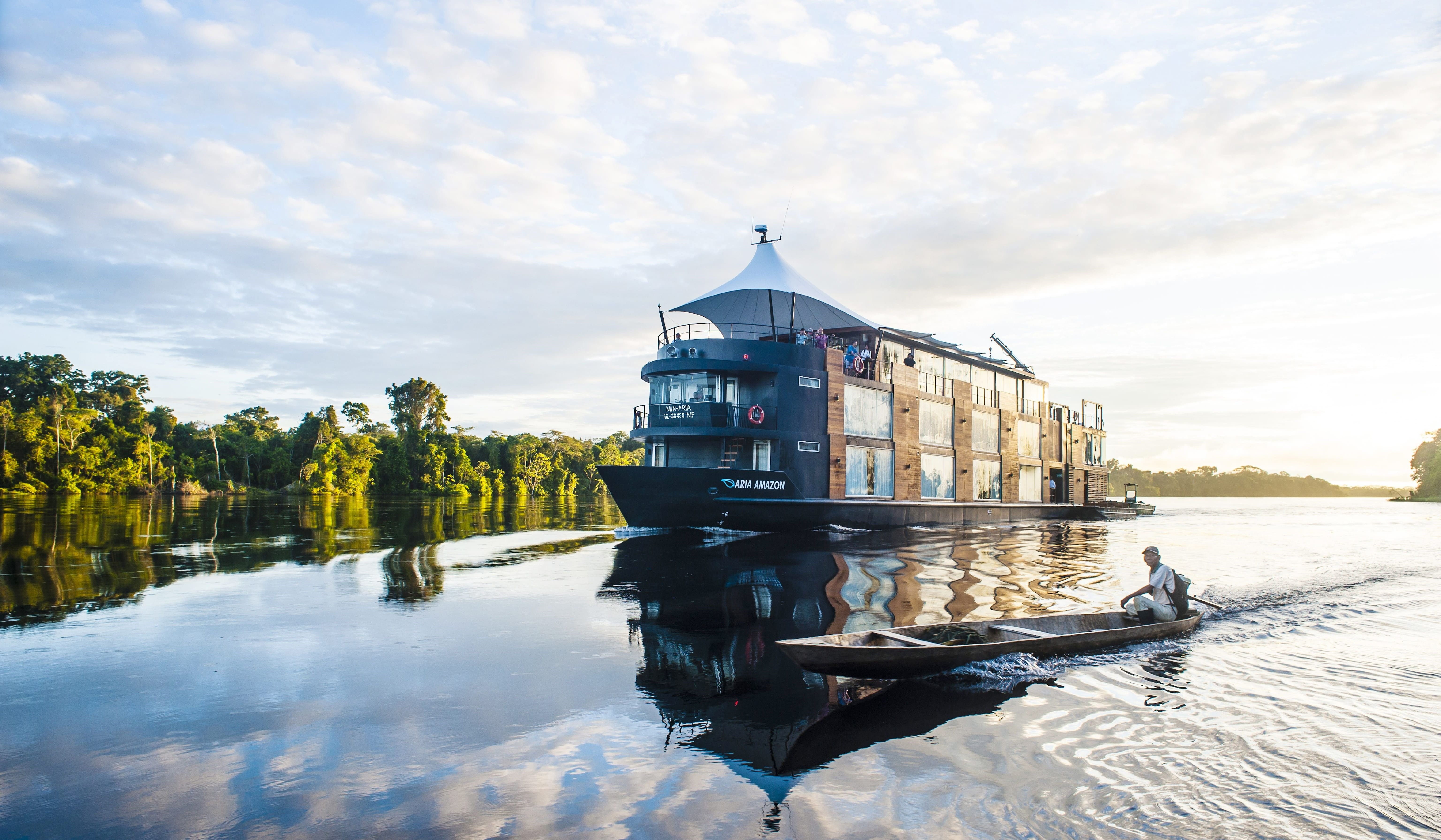 亞馬遜河河輪之旅