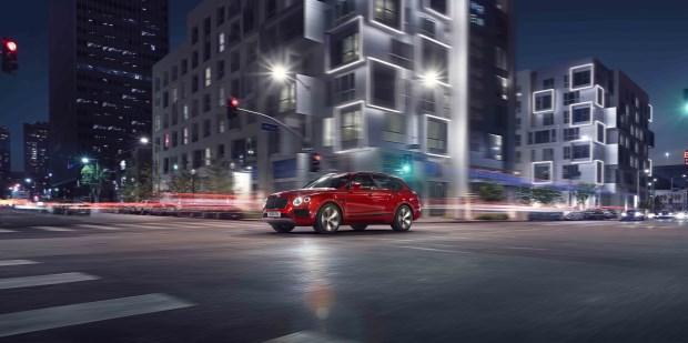 晶英國際行館Silks Club 攜手超豪華車百年大廠Bentley