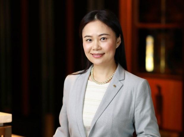 全台首位國際五星連鎖旅館台籍女性總經理上任