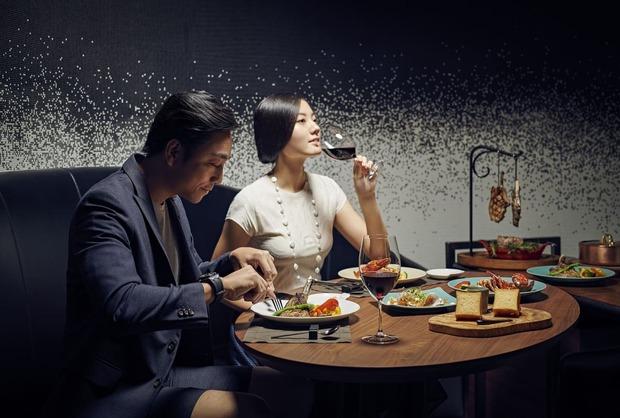 晶英國際行館推出情人月一泊二食專案